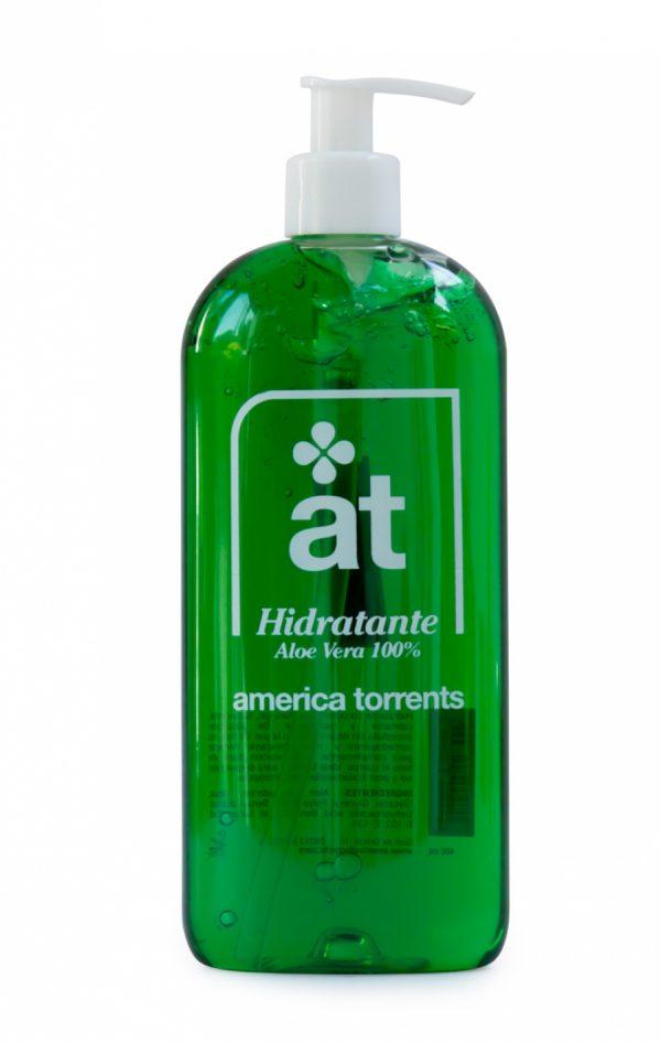Gel corporal de Aloe Vera 400 ml